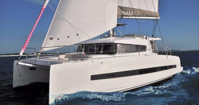 Louer Catamaran avec ou sans skipper Bali Catamarans à Tahiti