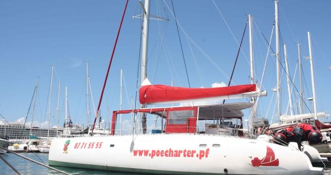 Location bateau Ocean Voyager Maxicat 53 à Tahiti sur Samboat