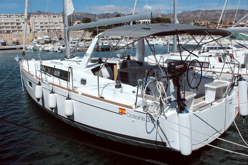 Location Voilier à Palma - Bénéteau Oceanis 38.1