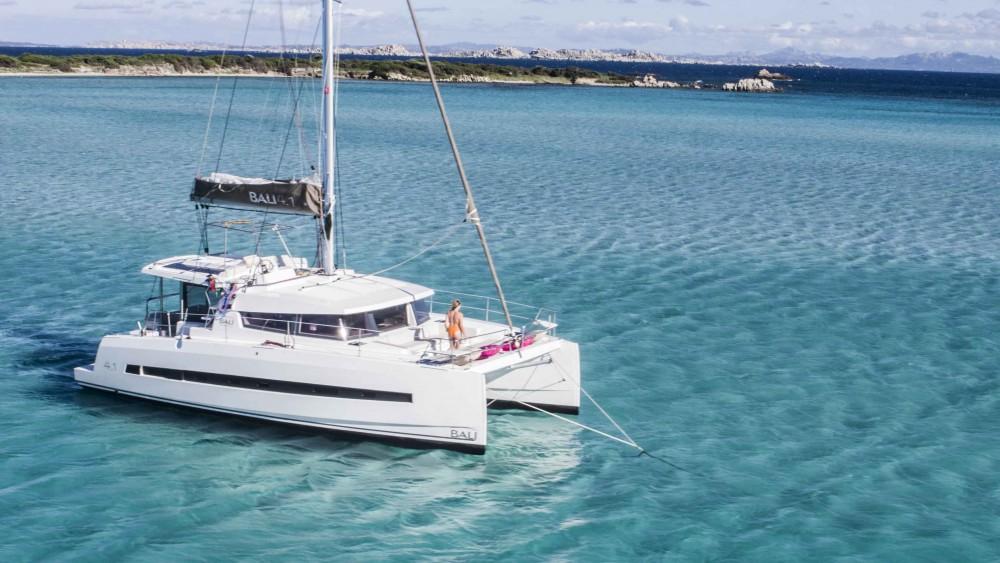 Bali Catamaran Bali 4.1 entre particuliers et professionnel à Péloponnèse, Grèce occidentale et Îles Ioniennes