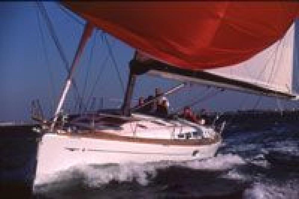 Louez un Jeanneau Sun Odyssey 490 à Péloponnèse, Grèce occidentale et Îles Ioniennes