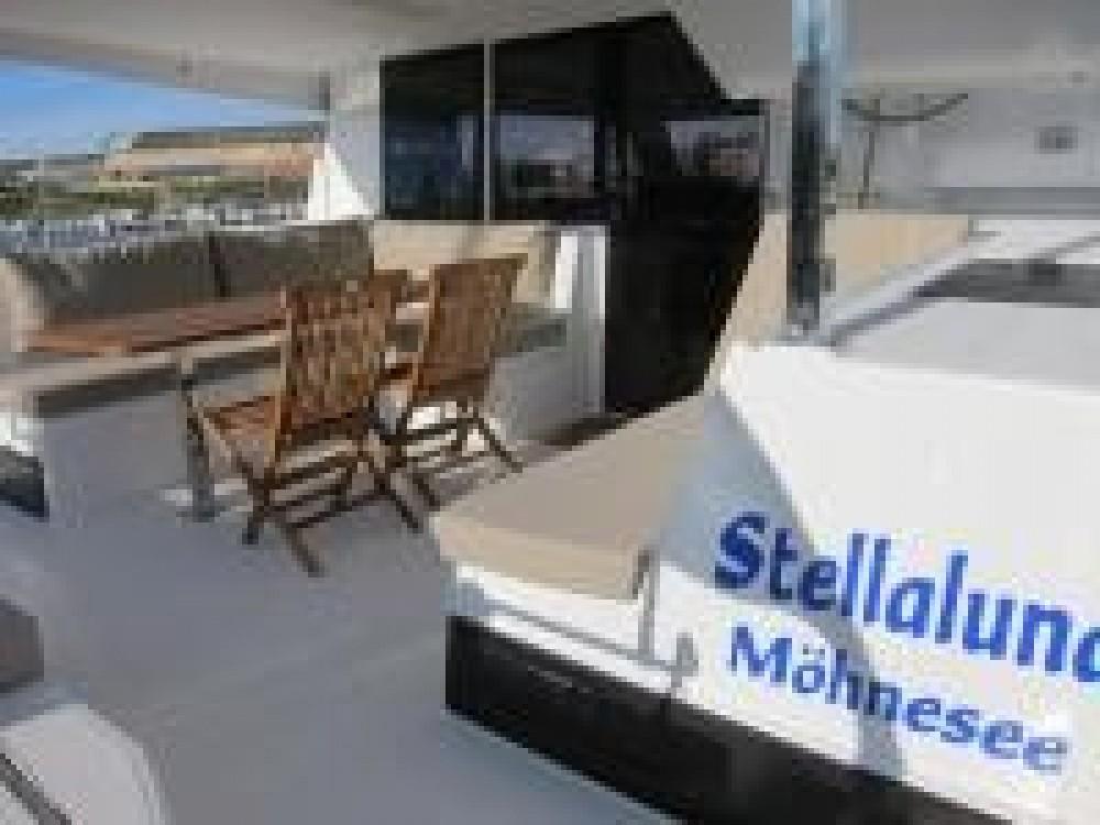 Location Catamaran Lucia avec permis