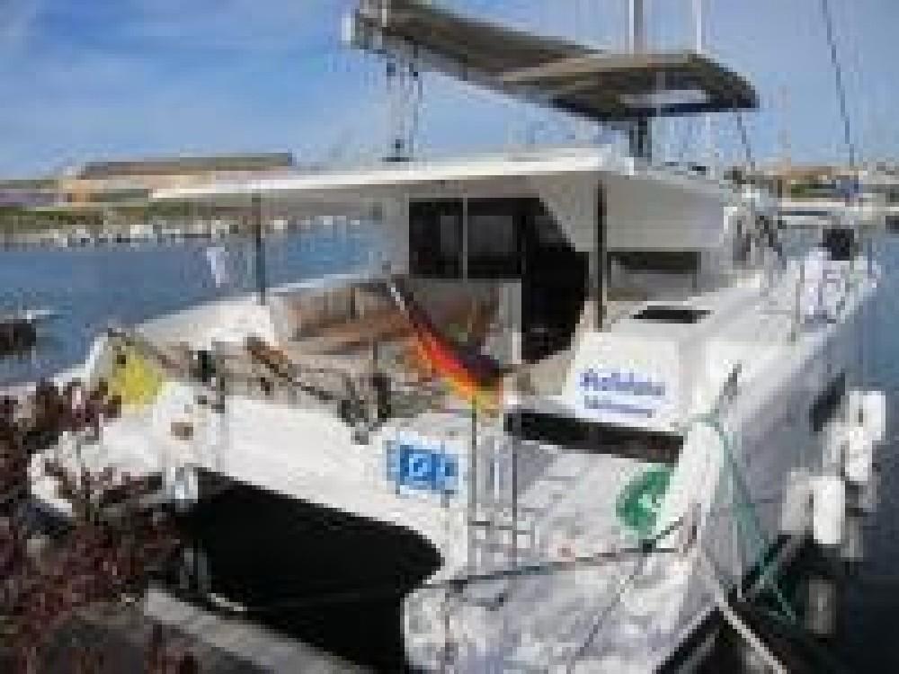 Catamaran à louer à Italie au meilleur prix
