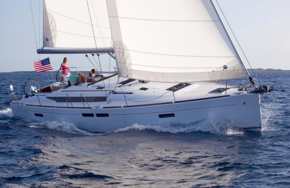 Location yacht à Volos - Jeanneau Sun Odyssey 47 sur SamBoat