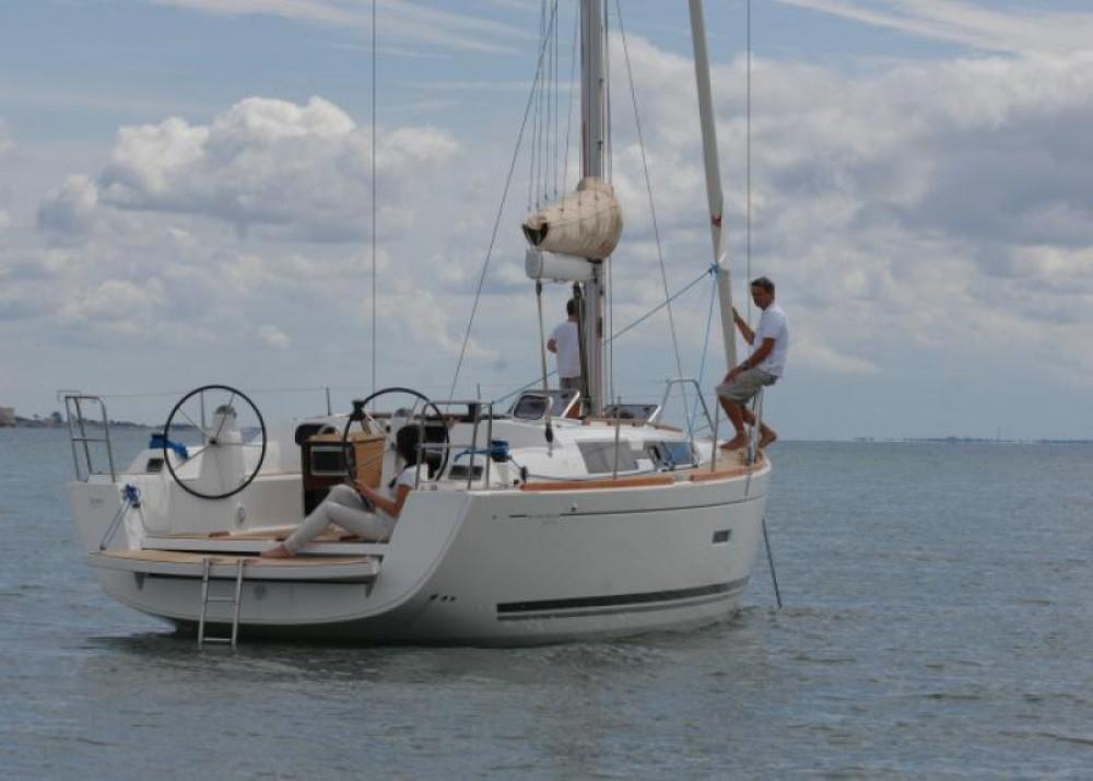 Louer Voilier avec ou sans skipper Dufour à Corfou