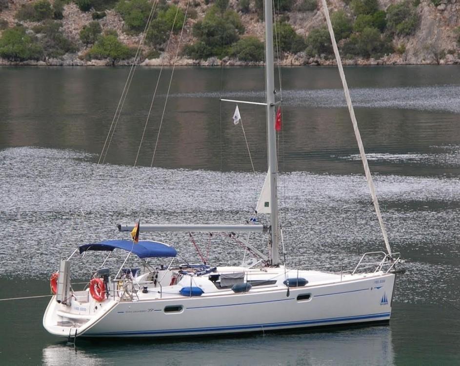 Louez un Jeanneau Sun Odyssey 409 à Pula