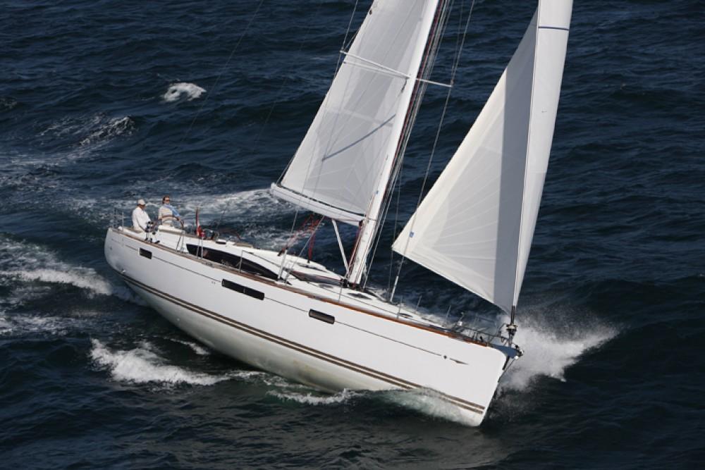 Jeanneau Sun Odyssey 409 entre particuliers et professionnel à Cos