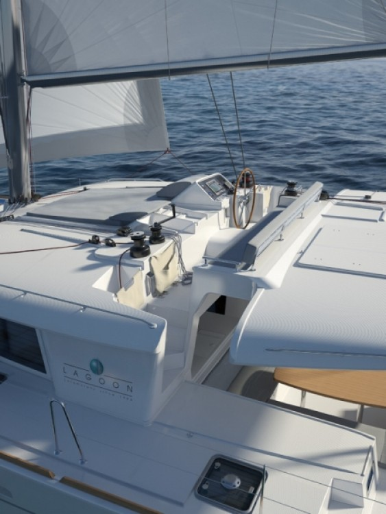 Louez un Lagoon Lagoon 450 à Grèce