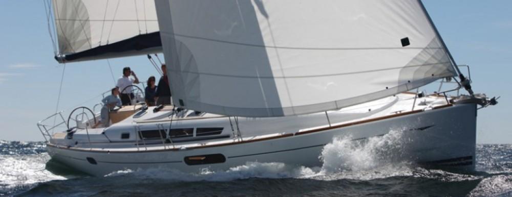 Location bateau Corfu pas cher Sun Odyssey 44i