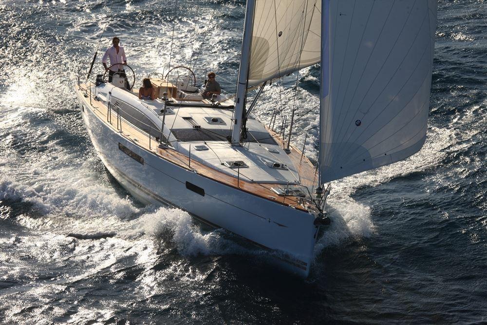 Location bateau Corfou pas cher Jeanneau 53