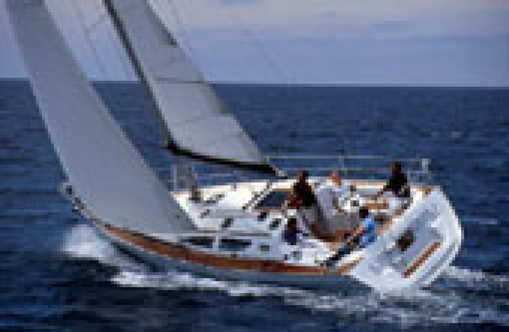 Location bateau Italie pas cher Sun Odyssey 35