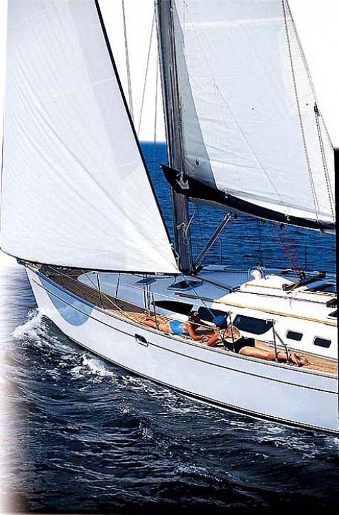Location yacht à Volos - Jeanneau Sun Odyssey 43 sur SamBoat