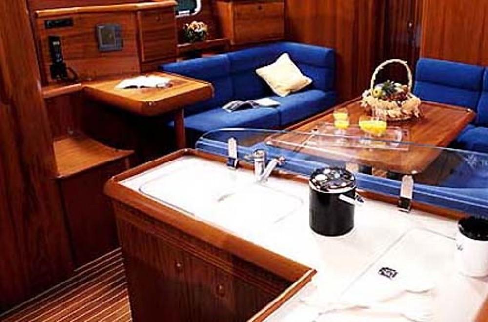 Location bateau Volos pas cher Sun Odyssey 43