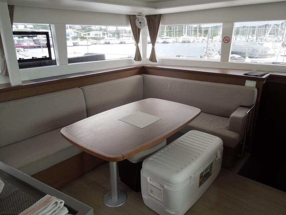 Location yacht à Martinique - CNB Lagoon 450 F sur SamBoat
