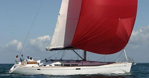 Jeanneau Sun Odyssey 49 entre particuliers et professionnel à Kavala