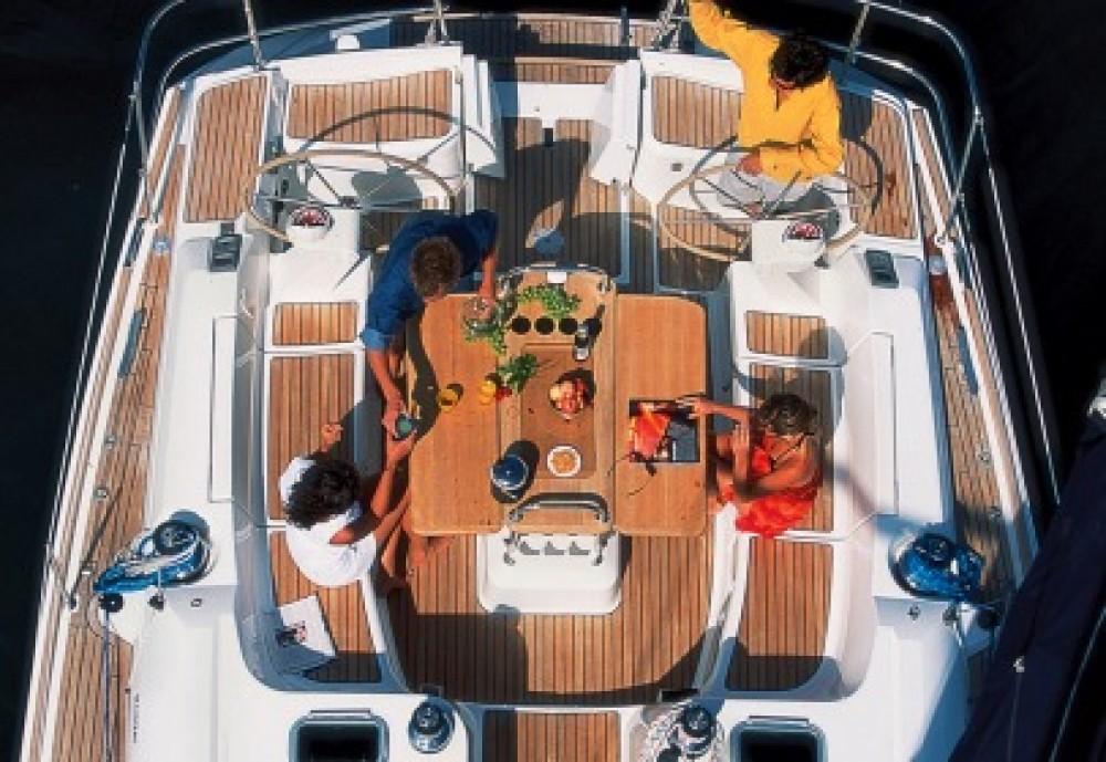 Location yacht à Égée - Jeanneau Sun Odyssey 45 sur SamBoat