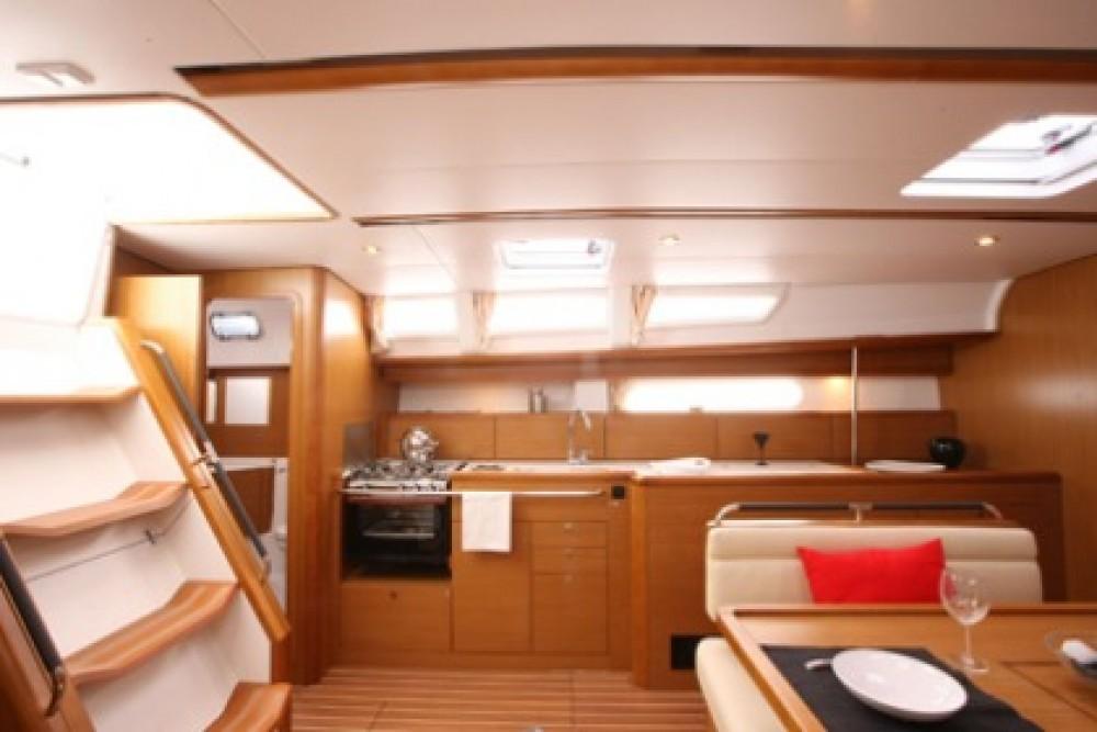 Location yacht à Volos - Jeanneau Sun Odyssey 44i sur SamBoat
