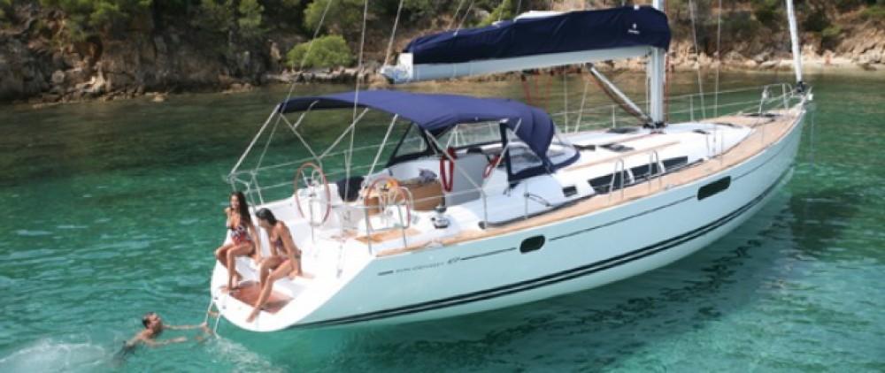 Jeanneau Sun Odyssey 49i entre particuliers et professionnel à Laurion