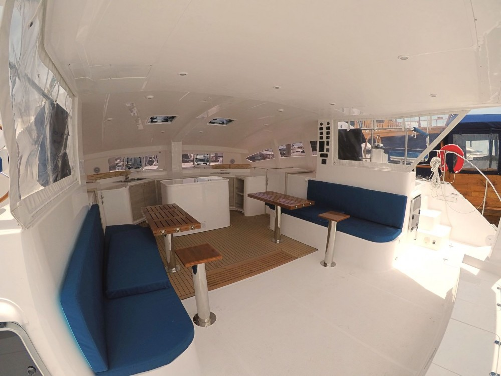 Location bateau Phuket pas cher Island Spirit 400