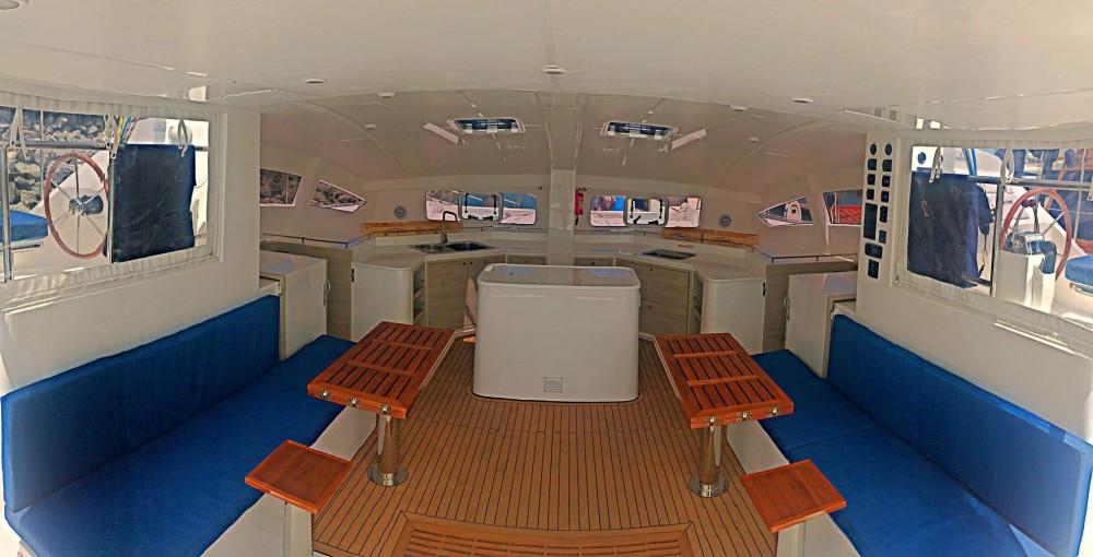 Location bateau  Island Spirit 400 à Phuket sur Samboat