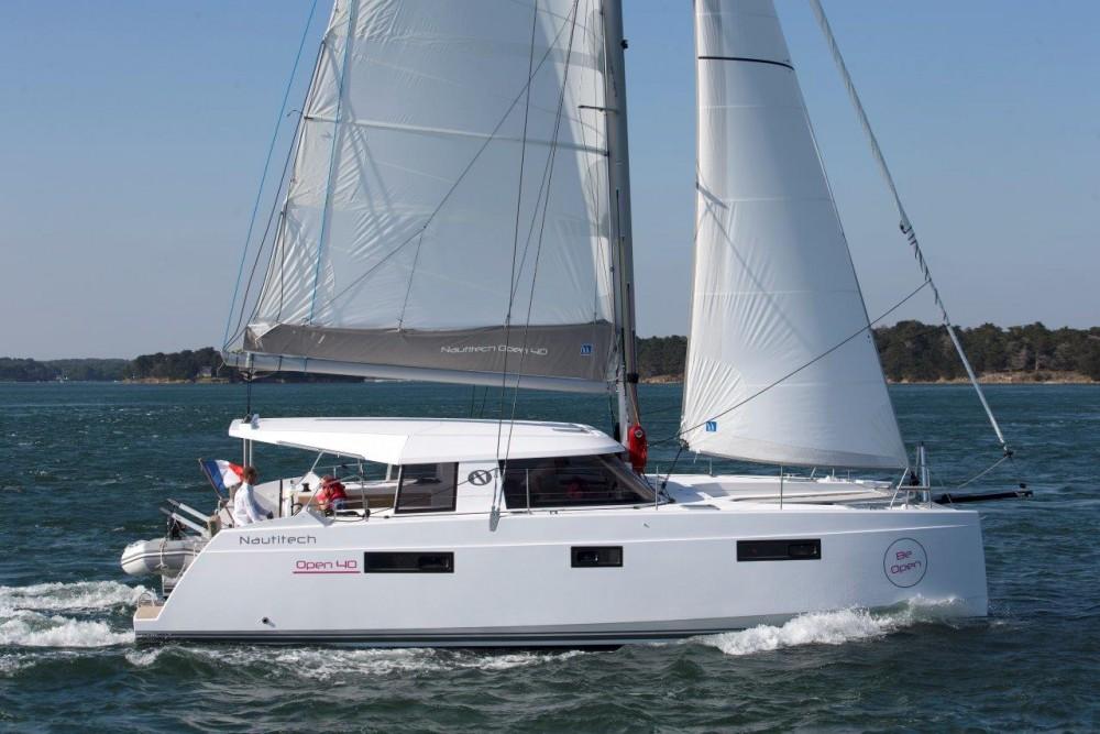 Location yacht à Phuket -  Nautitech Open 40 sur SamBoat