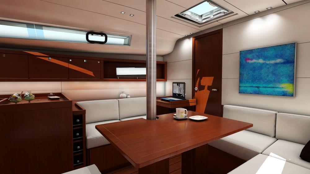 Location yacht à Égée - Bénéteau Oceanis 41.1 sur SamBoat