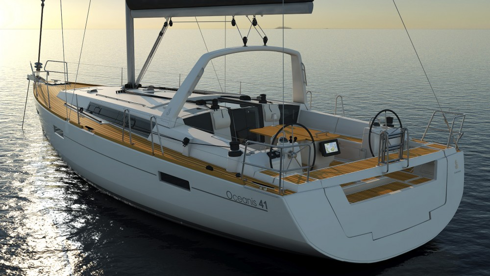 Location bateau Bénéteau Oceanis 41.1 à Skiathos sur Samboat