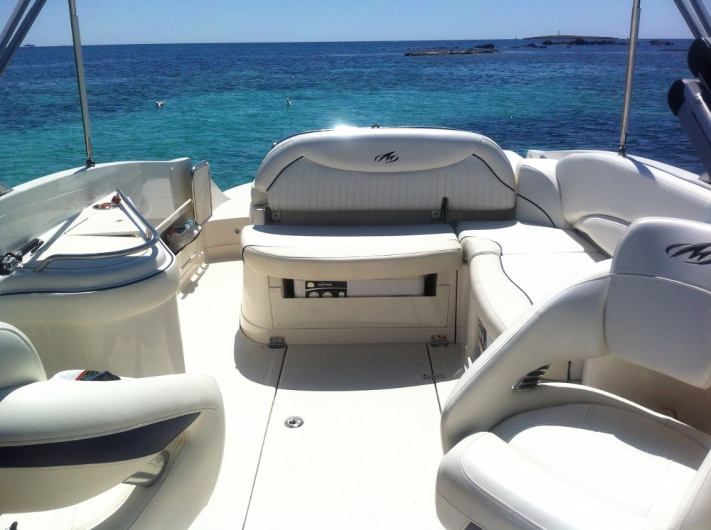 Location bateau Ibiza pas cher 278ss
