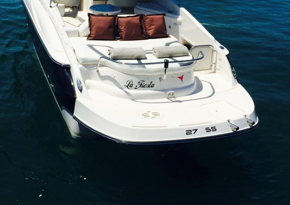 Location yacht à Ibiza - Monterey 278ss sur SamBoat