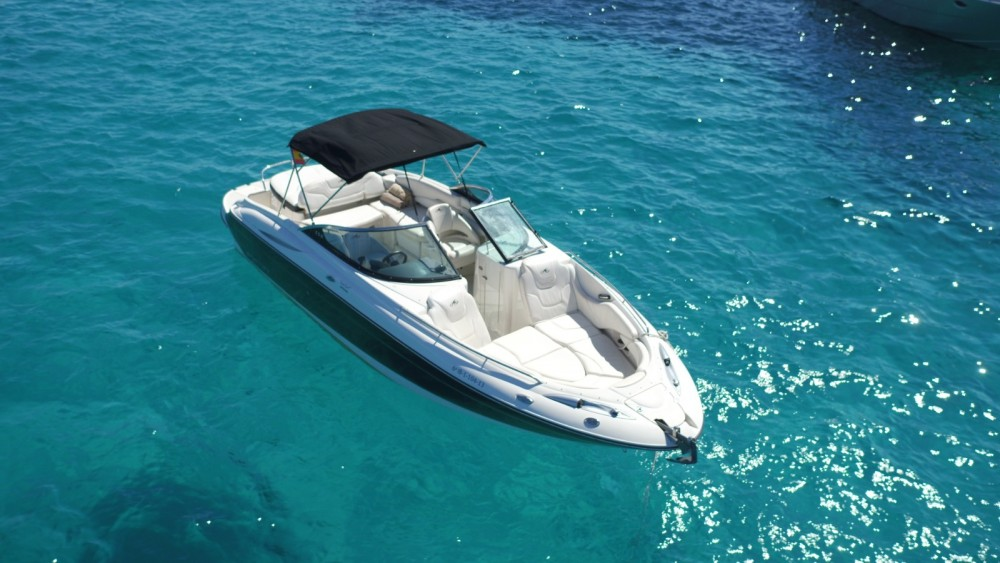 Location Bateau à moteur à Ibiza - Monterey 278ss