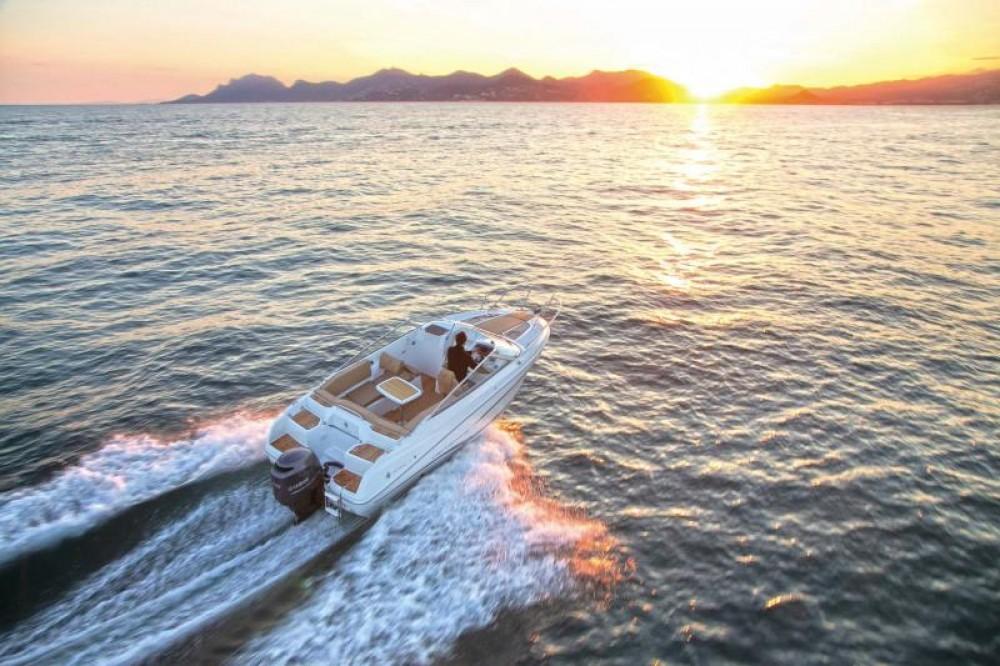 Location bateau Maó pas cher Cap Camarat 650 DC