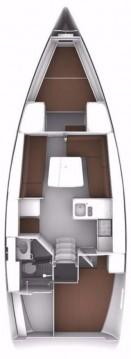 Bavaria Cruiser 37 entre particuliers et professionnel à Split