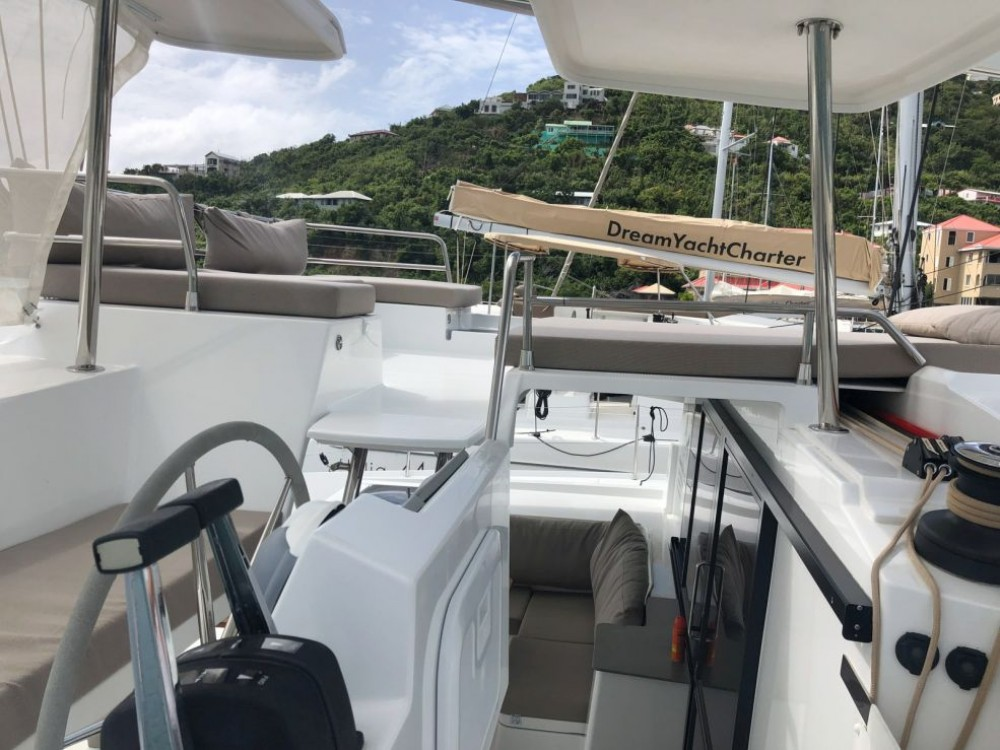 Location yacht à Road Town - Fountaine Pajot Saona 47 Owner Version sur SamBoat