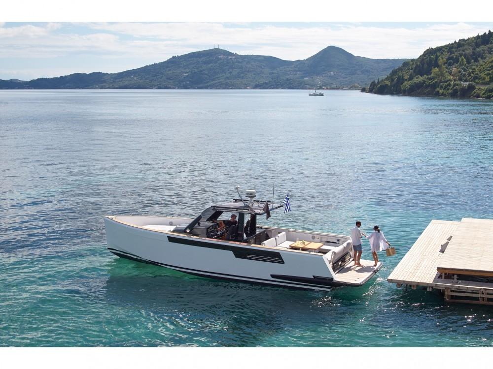 Location yacht à  - Fjord Fjord 40 Open sur SamBoat