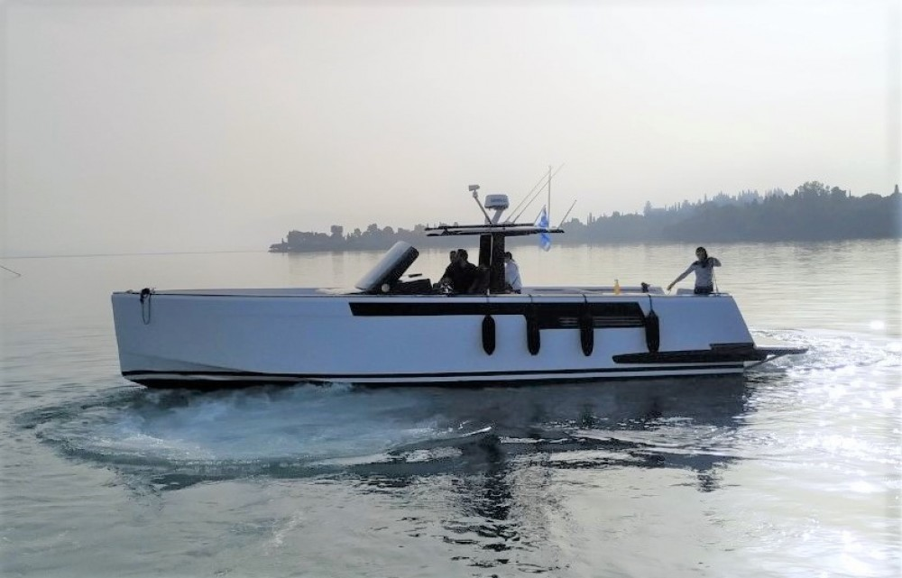 Location bateau  pas cher Fjord 40 Open