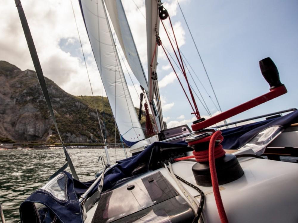 Location yacht à Castellammare di Stabia - Jeanneau Sun Odyssey 439 sur SamBoat