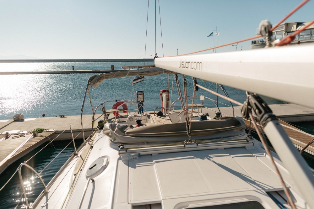 Location bateau Elan Elan 434 à Kavala sur Samboat