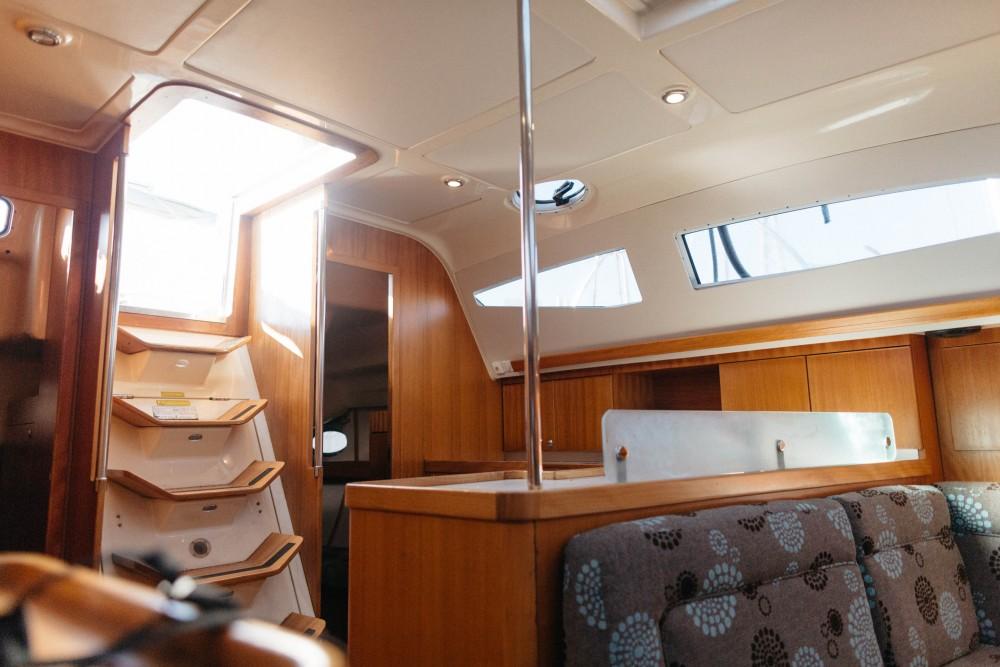 Location yacht à Kavala - Elan Elan 434 sur SamBoat
