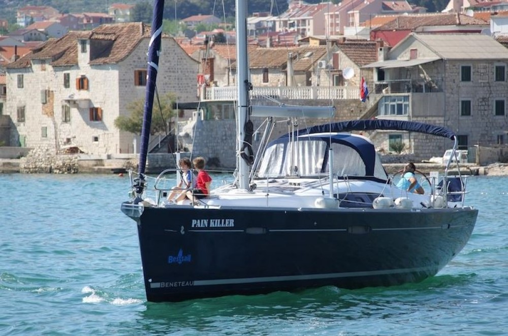 Bénéteau Oceanis 46 entre particuliers et professionnel à Kavala