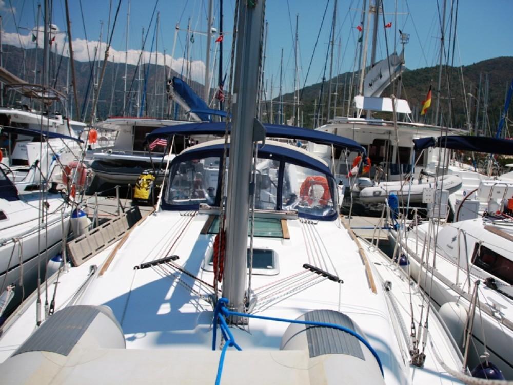 Jeanneau Sun Odyssey 37 entre particuliers et professionnel à Marmaris