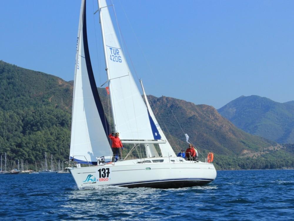 Location bateau Marmaris pas cher Sun Odyssey 37