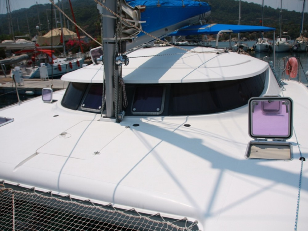 Location Catamaran à Marmaris - Fountaine Pajot Athena 38