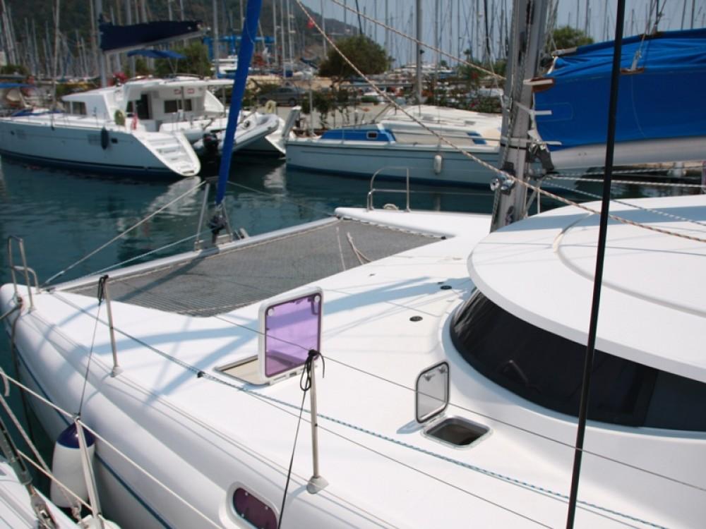 Location yacht à Marmaris - Fountaine Pajot Athena 38 sur SamBoat