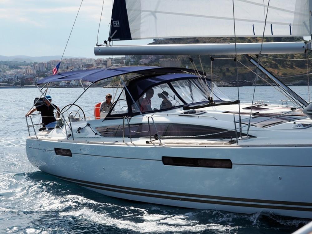 Location yacht à Marmaris - Jeanneau Jeanneau 53 sur SamBoat