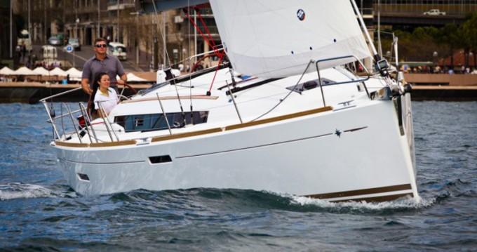 Location bateau Jeanneau Sun Odyssey 379 à Pórto Chéli sur Samboat