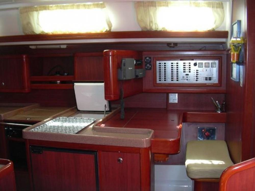 Location bateau Marina de Alimos pas cher Ocean Star 51.2