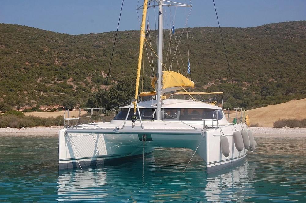 Location bateau Fountaine Pajot Lavezzi 40 à Le Pirée sur Samboat