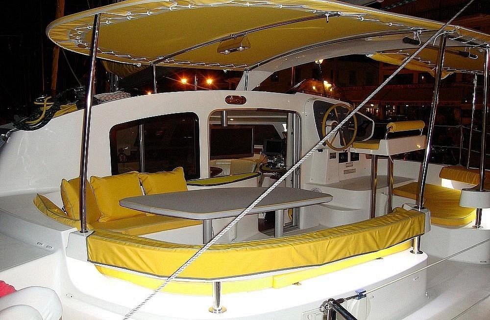 Catamaran à louer à Le Pirée au meilleur prix