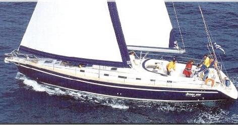 Louez un Ocean Ocean Star 51.2 à Le Pirée