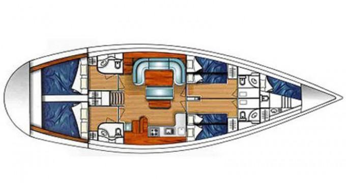 Louer Voilier avec ou sans skipper Ocean à Le Pirée